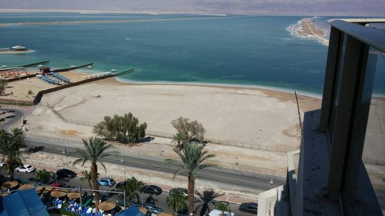 Leonardo Plaza Hotel Dead Sea : הנוף מהחדר