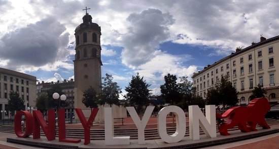 Place Bellecour : ONLY LYON