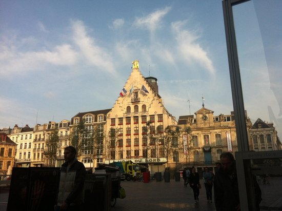 Hotel Lille Europe: Lille