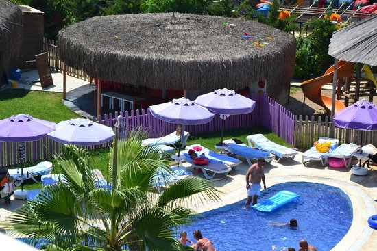 Siam Elegance Resort & Spa : mini-club