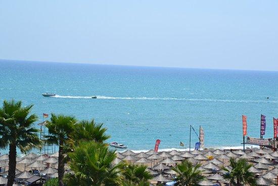 Siam Elegance Resort & Spa : belle vue de la mer
