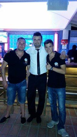 Club Belcekiz Beach Hotel: Pool bar