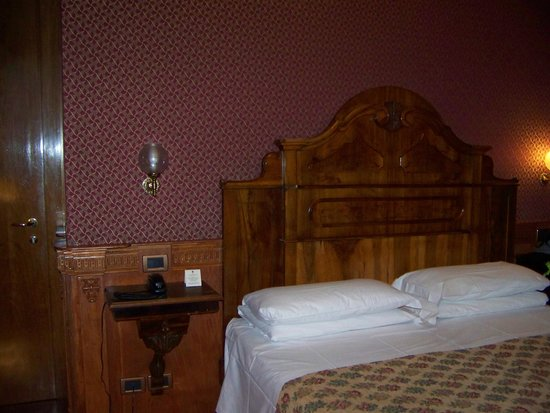 Casa Nicolo Priuli: Chambre