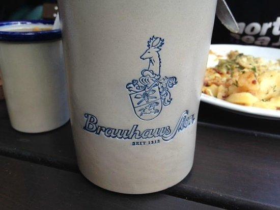 Brauhaus Sion: Хороший ресторан