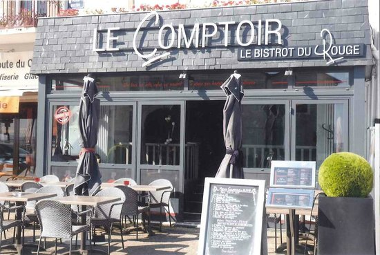 ext rieur terrasse photo de le comptoir le bistro du rouge le croisic tripadvisor. Black Bedroom Furniture Sets. Home Design Ideas