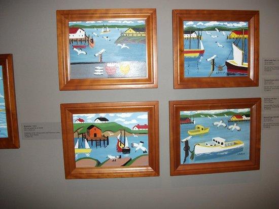 Maud Lewis paintings, Art Gallery of Nova Scotia