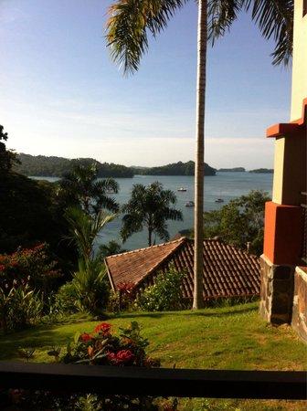 Seagull Cove Resort: Terrasse du petit déjeuner