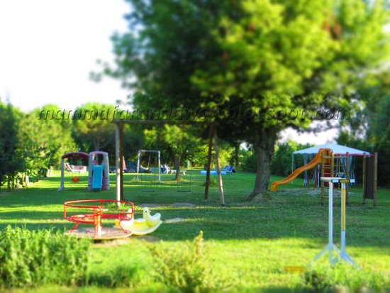 Agriturismo Angelini : Parco dell'agriturismo
