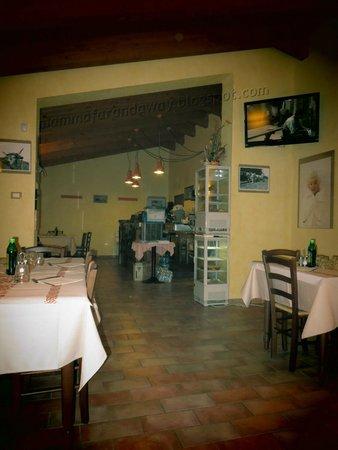 Agriturismo Angelini : Sala ristorante
