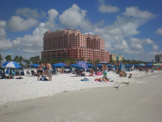 Clearwater Beach Clear Water Tampa Florida