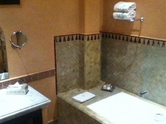 Al Fassia Aguedal : Bathroom