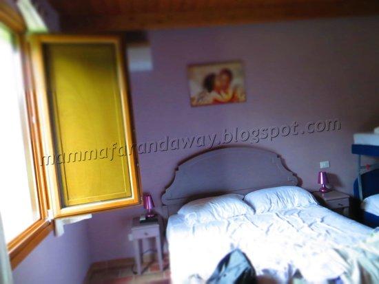 Agriturismo Angelini : Camera da letto