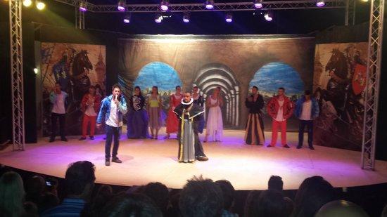 Yadis Djerba Golf Thalasso & Spa : Animazione Romeo&Giulietta