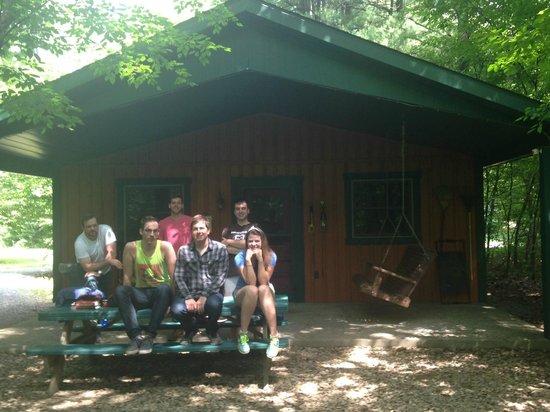Wapiti Woods: Cabin 6
