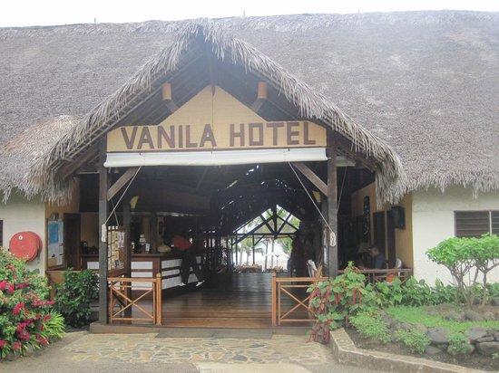 Vanila Hotel & Spa : vanila hotel