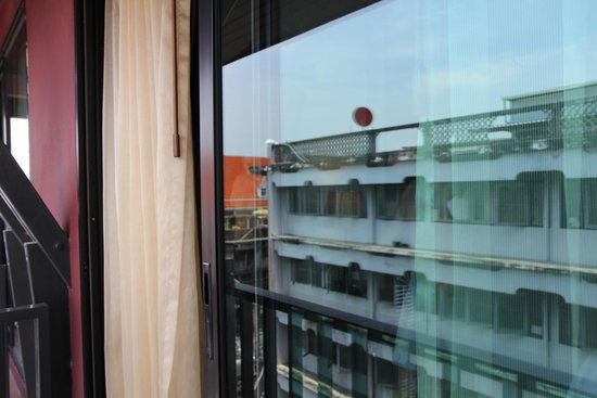 Casa Nithra: балкон