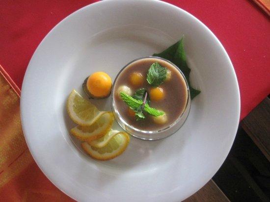 Vanila Hotel & Spa : meal