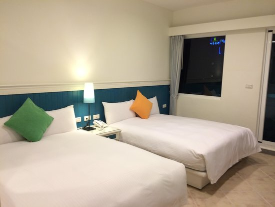 Hotel Bayview: The largest room is not the seaview room