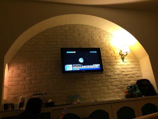 Hotel Bayview: Unique interior