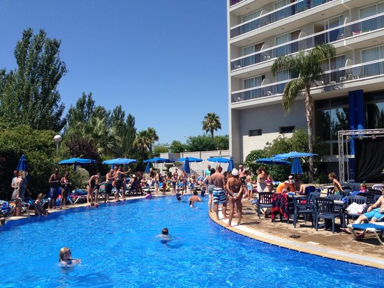 Sol Costa Daurada: pool