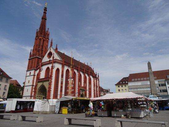 Marktplatz a Würzburg