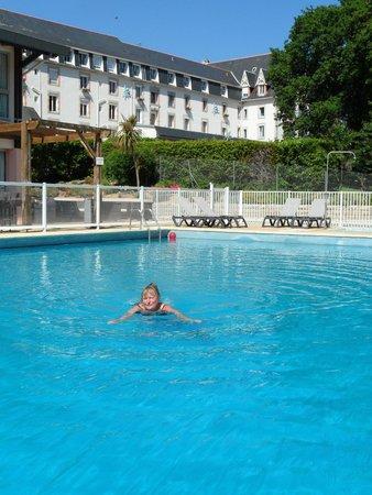 Hotel Ker-Moor: pool