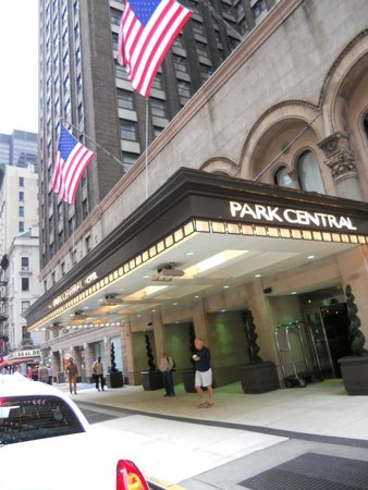 Park Central Hotel New York: Vista esterna