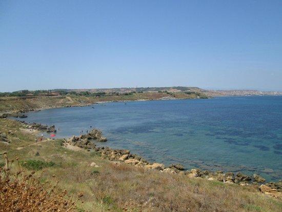 Da Capo Colonna a Le Castella: La spiaggia a due passi da Capo Colonna