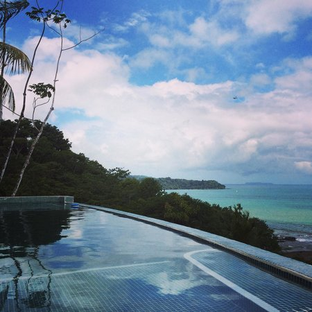 Tranquilo Lodge: view