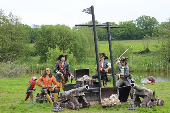 pirate day fun picture of 4 kingdoms adventure park newbury tripadvisor