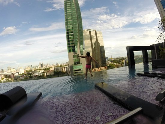 Mode Sathorn Hotel: piscine