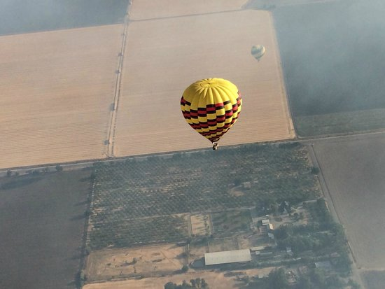 Balloons Above the Valley: Amazing