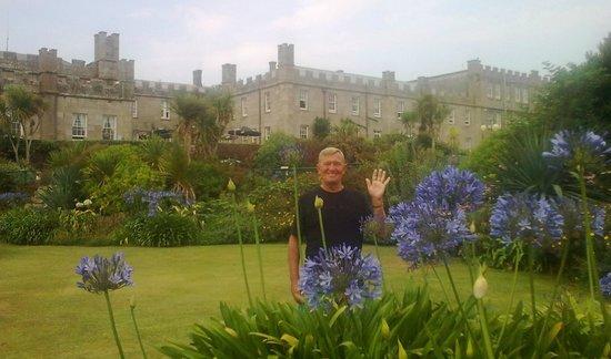 Tregenna Castle Resort : Lovely Blooms.!!!