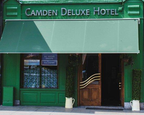 Camden Deluxe Hotel: exterior