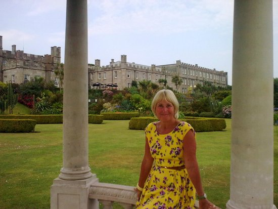 Tregenna Castle Resort : Gardens