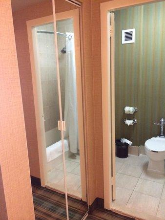 The Watson Hotel : Bathroom