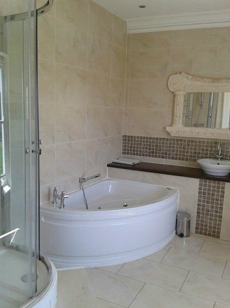 Court Colman Manor: Italian bathroom
