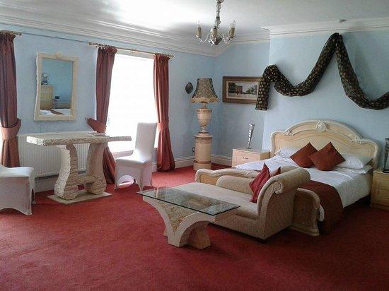 Court Colman Manor: Italian bedroom