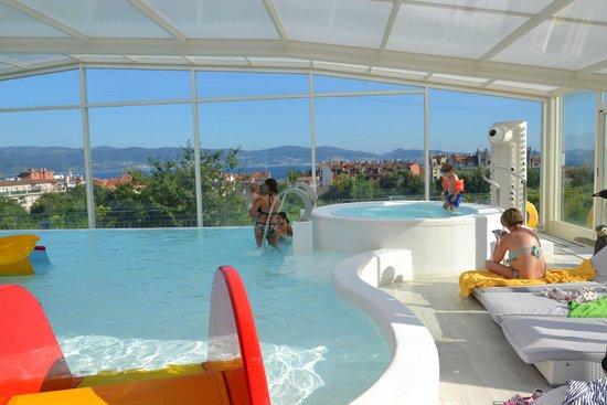 Augusta Spa Resort: Spa infantil