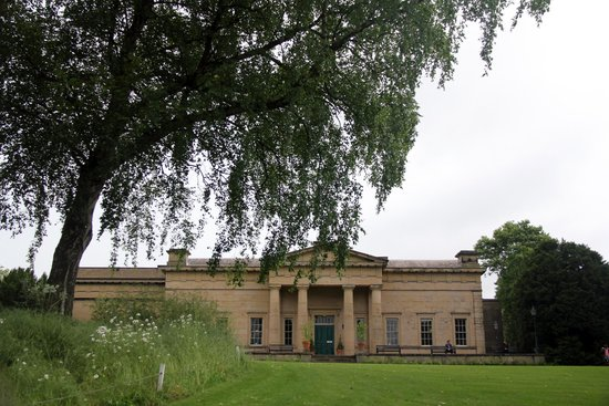 Museum Gardens: The Yorkshire Museum