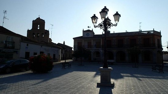 Plaza Mayor de Velayos