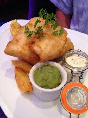 Fish And Chips Restaurant Beckenham
