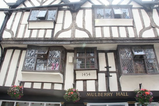 Building in the Shambles