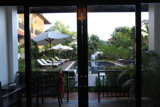 Kiri Boutique Hotel: вид из номера