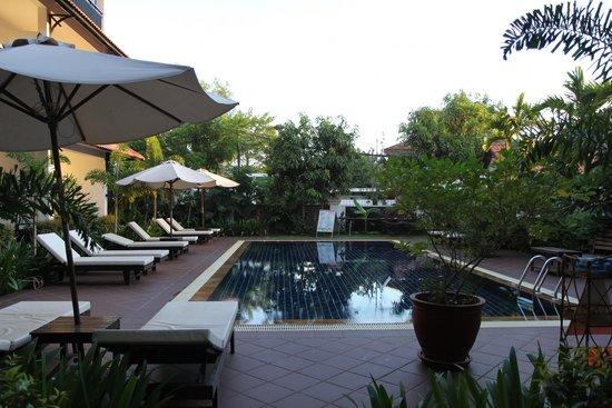 Kiri Boutique Hotel: бассейн