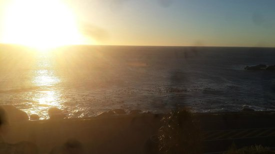 The Twelve Apostles Hotel and Spa: View from room