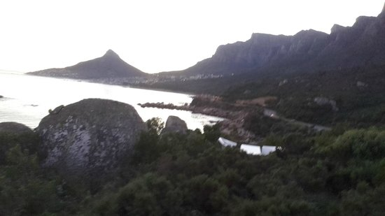 The Twelve Apostles Hotel and Spa: Views along the hike