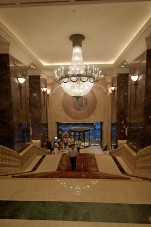 Phoenicia Hotel : Hotel lobby