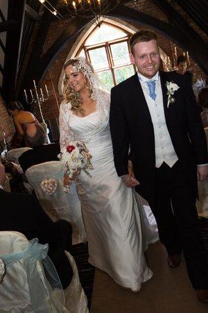 Clandeboye Lodge Hotel : Just Married