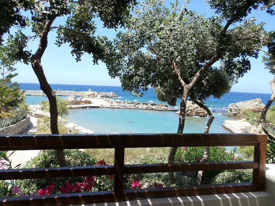 Iberostar Creta Panorama & Mare : vue du balcon